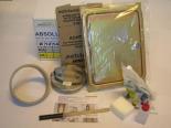 Utólagos tisztítóajtó csatlakozó készlet ABS/ADV